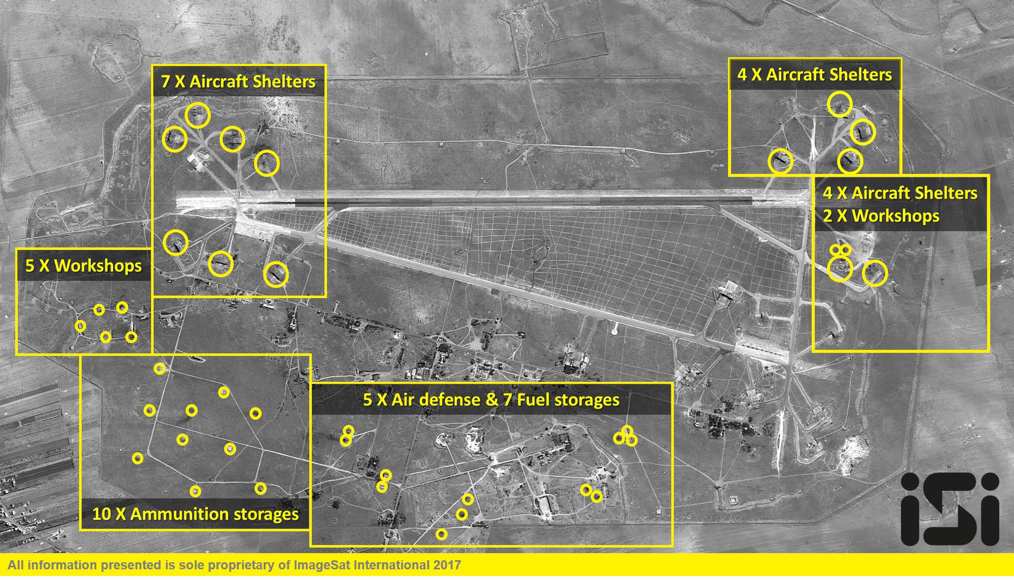 The Al-Shayrat airbase, Tomahawks, and the Russian S-400 systems